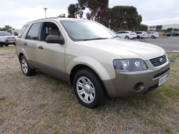 FORD TERRITORY 2006 7 SEATER