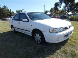 NISSAN PULSAR 1998 AUTOMATIC $850