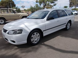 FORD FALCON WAGON 2007 AUCTION