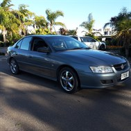HOLDEN COMMODORE 2006 VZ