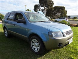 FORD TERRITORY 2005 TX 7 SEATER